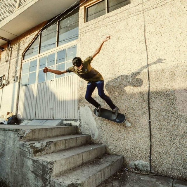DUY andres4rellano Skateboards Antifashion