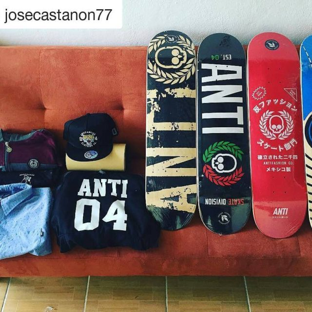 josecastanon77 Antifashion Skateboards