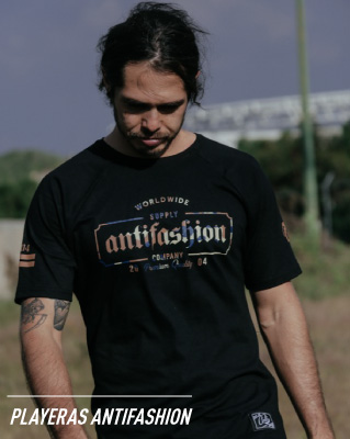 Playeras Antifashion